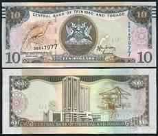 Тринидад и Тобаго 10 долларов 2006 (2015) P55 UNC