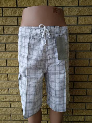 Шорты мужские брендовые большого размера на липучке со шнуровкой реплика BILLABONG, фото 2