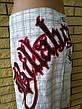 Шорты мужские брендовые большого размера на липучке со шнуровкой реплика BILLABONG, фото 4