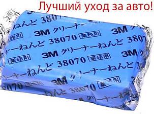 Голубая глина 3М 38070 для ухода за кузовом автомобиля 180 гр., фото 2