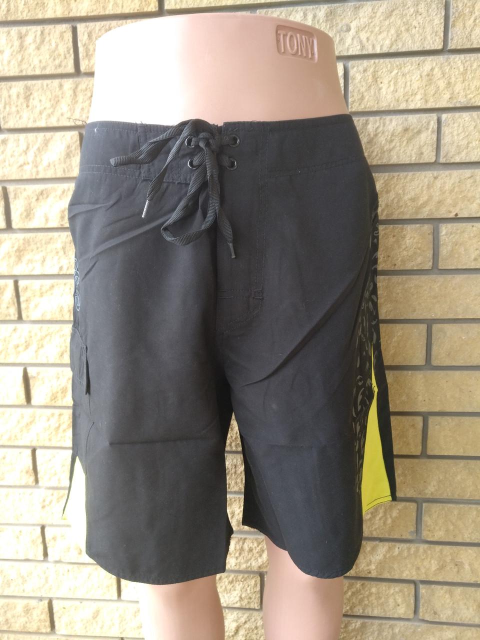 Шорты мужские брендовые на липучке со шнуровкой MAXTIMES