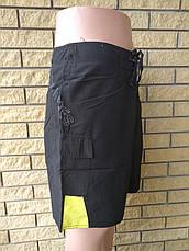 Шорты мужские брендовые на липучке со шнуровкой MAXTIMES, фото 2