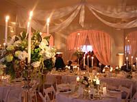 Дизайн помещений (оформление) дизайнером на свадьбу  / праздник