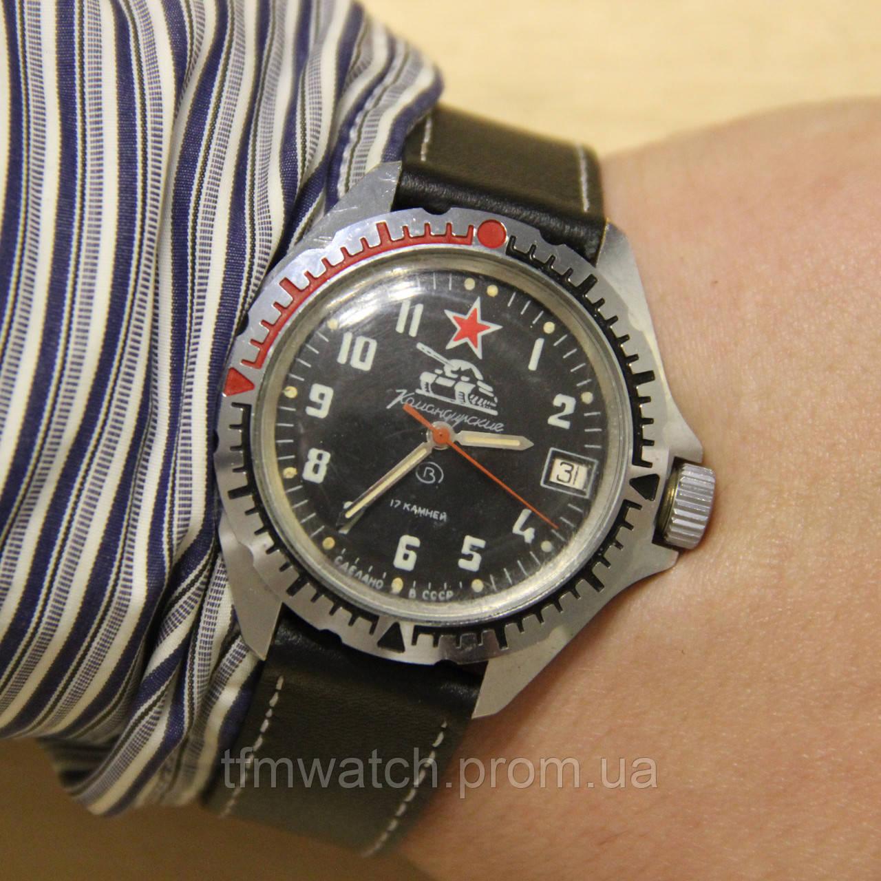 Командирские где часы продать ссср ломбард отзывы перспектива часов