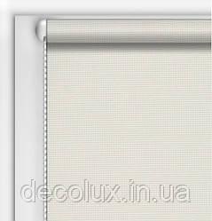 Тканинний ролет Screen Білий