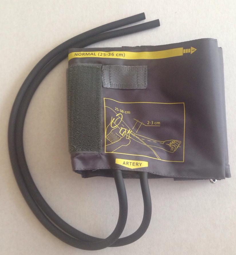 Манжета N2AR на плечо размер 25-36 см. для механических тонометров c камерой из TPU, Little Doctor
