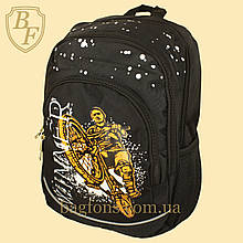 Школьный рюкзак Winner 1-3 класс черный