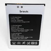 Аккумулятор Original (AAAA) Bravis Atlas/A551