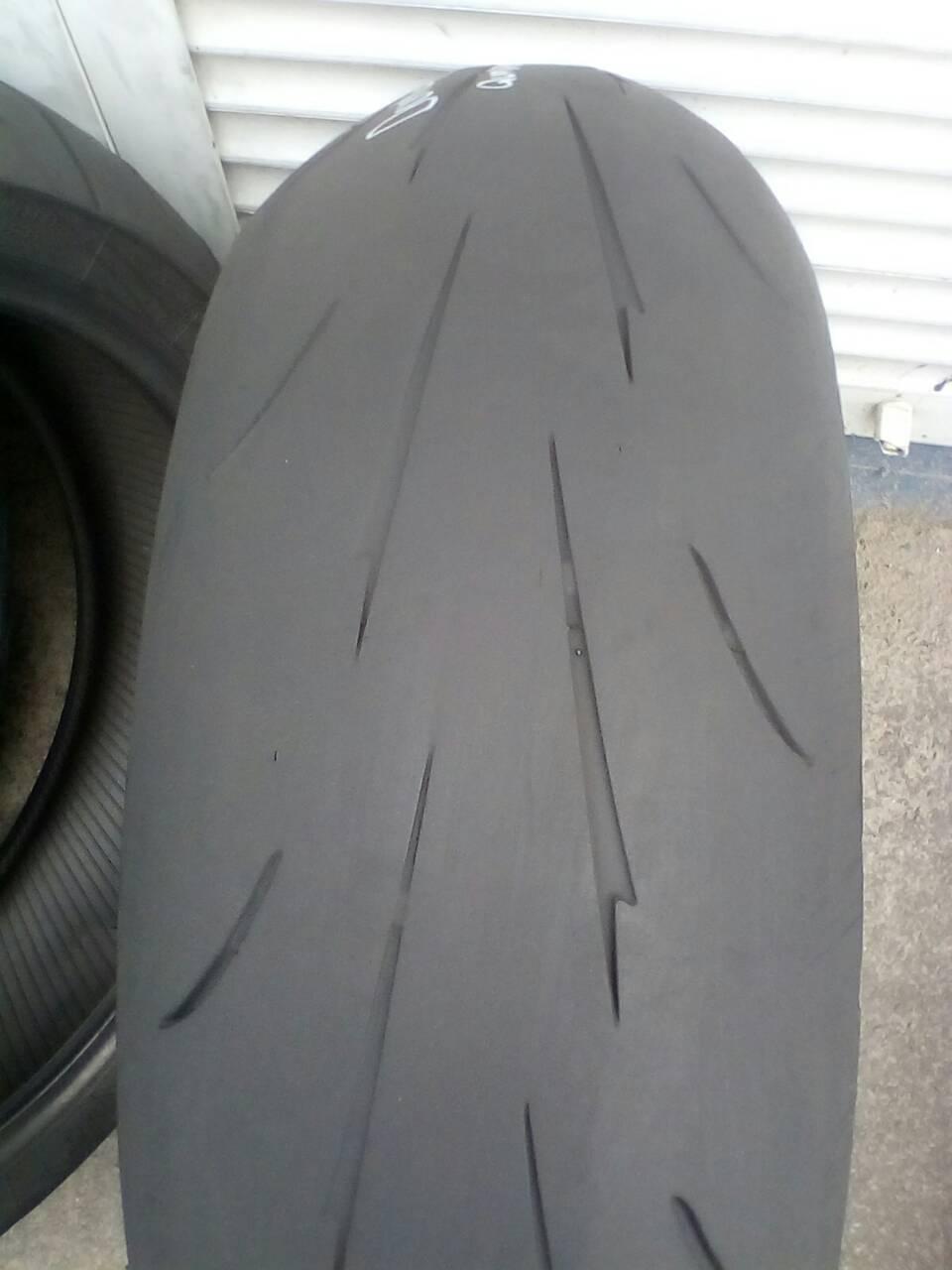 Мото-шины б\у: 190/50R17 Dunlop Sport Max Qualifire