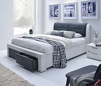 Двуспальная кровать Halmar Cassandra S 140