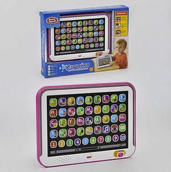 Детский обучающий планшет.Детская развивающая игрушка.Детский развивающий планшет.