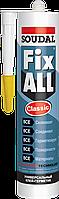 Гибридный клей-герметик Fix All Classic (290 мл), белый