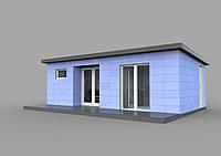 Каркасные дома недорого заводского изготовления