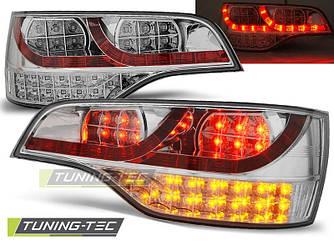Фонари задние стопы тюнинг оптика Audi Q7