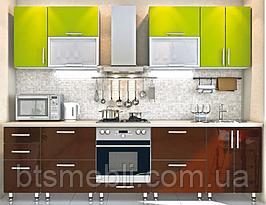 Кухня High Gloss 2.8м