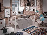 """Металлический диван-кровать """"Самшит"""""""