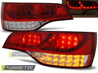 Стопы фонари задние тюнинг оптика Audi Q7