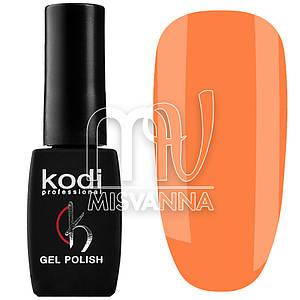 Гель-лак Kodi Professional 8 мл №27 бледно-оранжевый