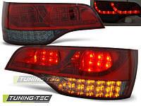 Фонари стопы тюнинг оптика Audi Q7