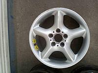 Диск б\у, литой: 7.5Jx17 (PCD 5x120) ET40 BMW X5