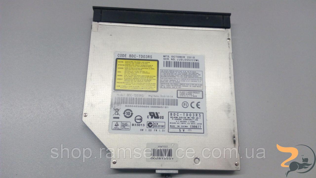 CD/DVD привід для ноутбука Packard Bell PEW71, б/в