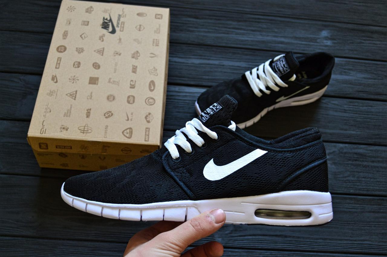 6dfdf0bf Крутые мужские кроссовки Nike SB Stefan Janoski MAX Black: 798 грн ...