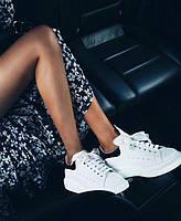 Кросівки Alexander McQueen Oversize II white/black.