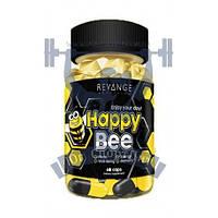 REVANGE Happy Bee эффективный жиросжигатель для похудения для снижения веса для сушки стимулятор предтрен