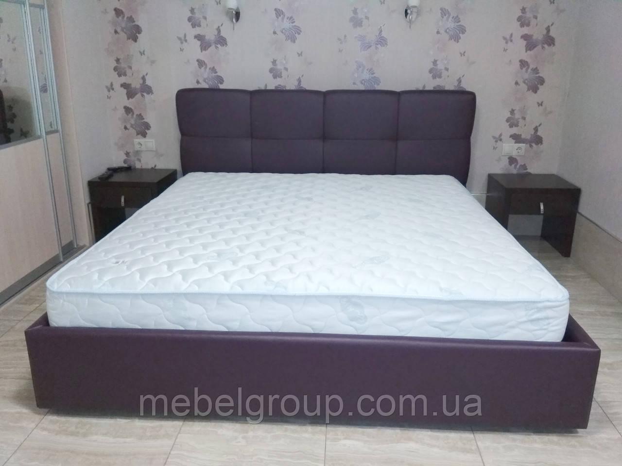 Ліжко Мілея 180*200, з механізмом