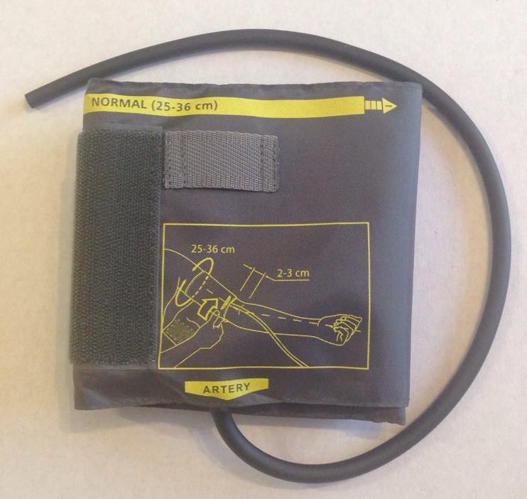 Манжета N1AR на плечо размер 25-36 см. для электронных тонометров c камерой из TPU, Little Doctor