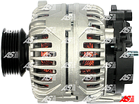Генератор (новый) для Volkswagen (VW) LT 28-35 - 2.5 TDi. 120 A. Фольксваген ЛТ 2,5 тди, тді.