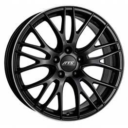 Диски ABS ( АБС ) модель Perfection цвет Racing-black lip polished