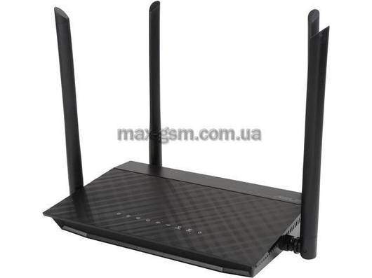 Маршрутизатор ASUS RT-AC1200, 1200Mbps, Dual Band, USB 3G/4G