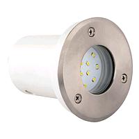 Тротуарный светодиодный светильник SAFIR белый/синий, фото 1
