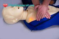 """Тренажер для оказания первой медицинской помощи """"Тарас Т4К"""" (торс с электроникой + программа для компьютера)"""