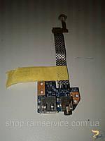 USB плата,аудіо вихід для ноутбука Dell Latitude E5430 *LS-7905P, б/в