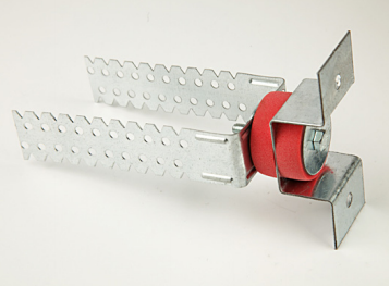 Vibrofix CD — Звукоизолирующее стеновое крепление