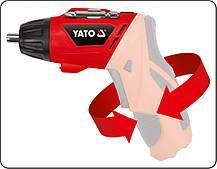 Аккумуляторная отвертка 3,6В 1,3 Ач Yato YT-82760, фото 3