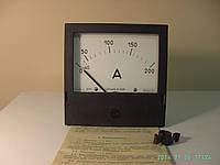Амперметр Э 365-1 200А (200/5)