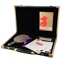 Подарочный набор для настольного тенниса DHS W.Liqin, фото 1
