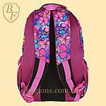 Школьный рюкзак  Edison  для девочки черный, фото 5