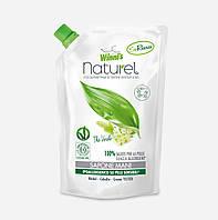 Гипоалергенное жидкое мыло с экстрактом зеленого чая Winni's Naturel Liquid Hand Soap Verde 500 ml