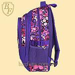 Школьный рюкзак  Edison  для девочки фиолетовый, фото 3