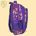 Школьный рюкзак  Edison  для девочки фиолетовый, фото 4