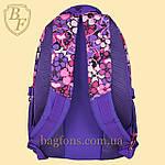 Школьный рюкзак  Edison  для девочки фиолетовый, фото 5