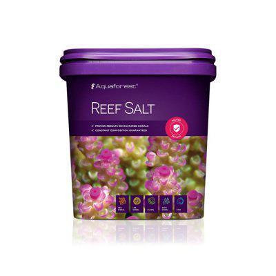 Соль рифовая Aquaforest Reef Salt  5кг