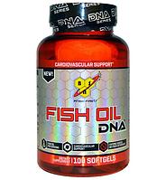 Рыбий жир FISH OIL DNA  EU 100 капсул