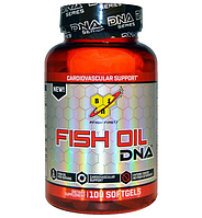 Рыбий жир FISH OIL DNA  EU 100 капсул