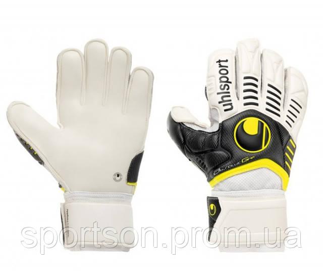 Вратарские перчатки Uhlsport ERGONOMIC ABSOLUTGRIP 379 (оригинал)