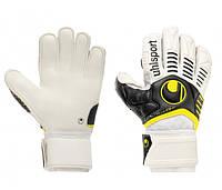 Вратарские перчатки Uhlsport ERGONOMIC ABSOLUTGRIP 379 (оригинал), фото 1